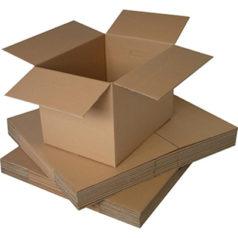 Caisses américaines / Cartons
