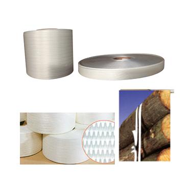 Feuillards renforcés en fil à fil ou en tissé