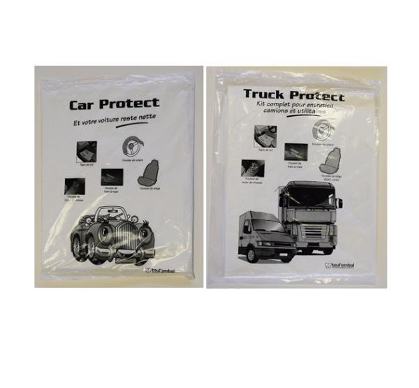 Kit de protection complet