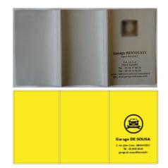 Porte-carte-grise-standard