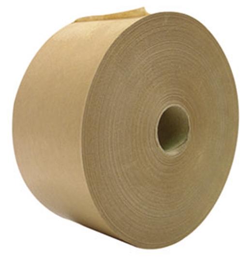Papier kraft adhésif gommé