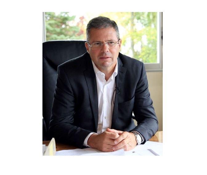 Photo interview du Président Directeur Général de Toul'Embal