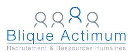Logo de Blique Actimum, l'un de nos partenaires cabinets conseil