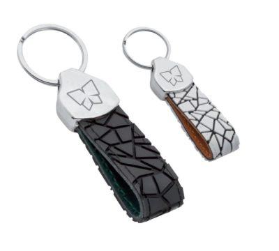 Porte clés pneus