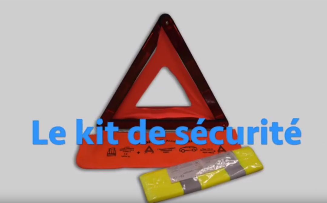 A la découverte de nos produits : le kit de sécurité