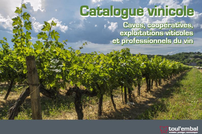 Le saviez-vous ? #2 – catalogue vinicole