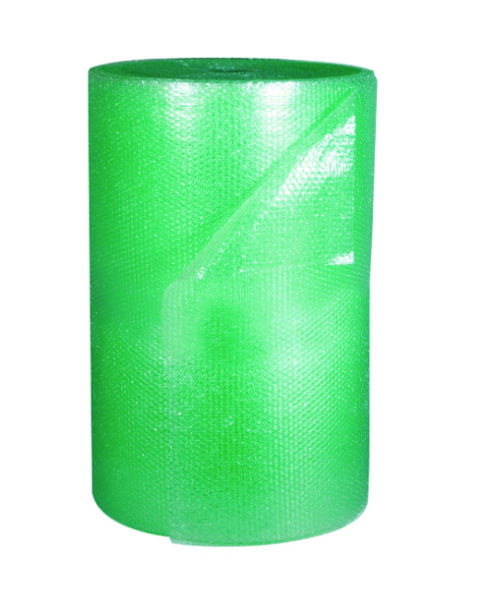 Film a bulles vert 80% recyclé