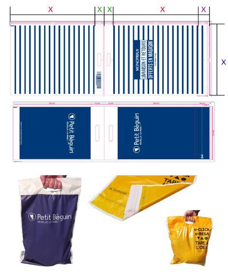 La pochette E-commerce
