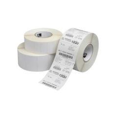 Étiquettes adhésives thermiques blanches